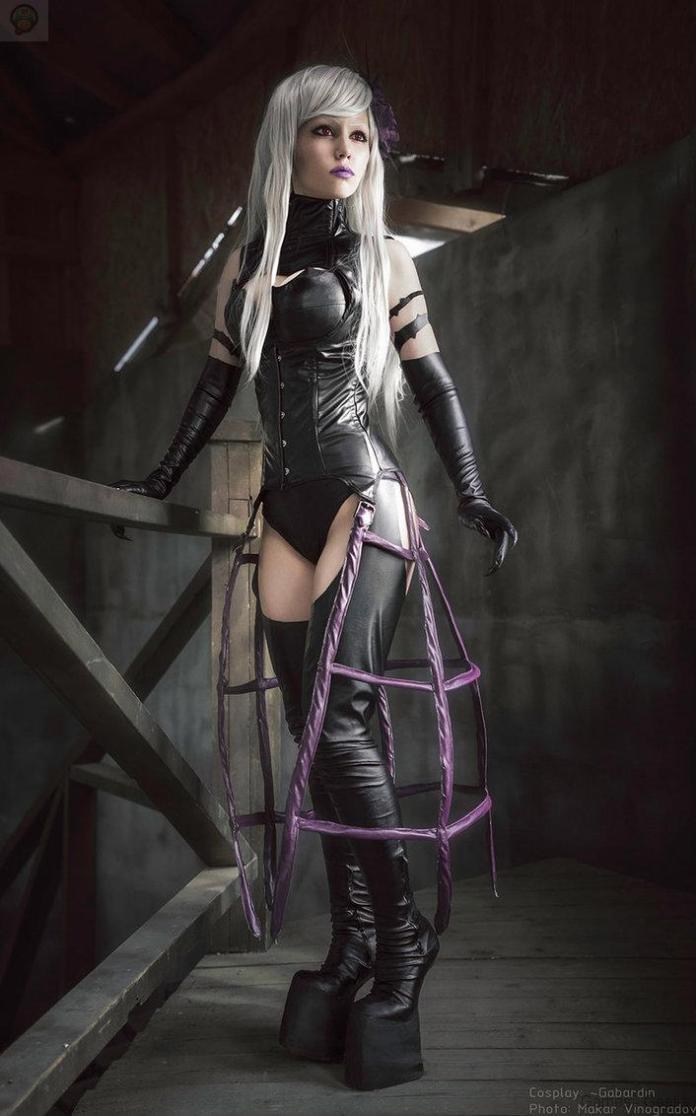 kuroshitsuji_hannah_anaferoozu_cosplay_by_gabardin-d81o87o Cosplay - Black Butler #79