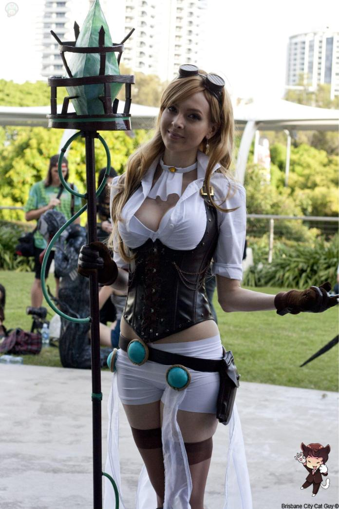 11110994_564638130345675_8711190087944070584_o Cosplay - League of Legends - Hextech Janna #82