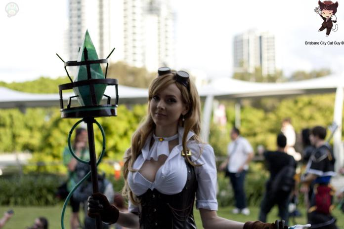11133992_564637490345739_5078854501356337402_o Cosplay - League of Legends - Hextech Janna #82