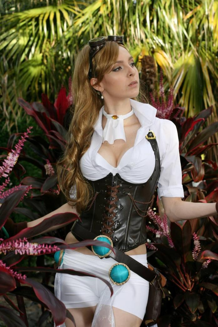 11149678_1577095745894005_7890385948605593805_o Cosplay - League of Legends - Hextech Janna #82