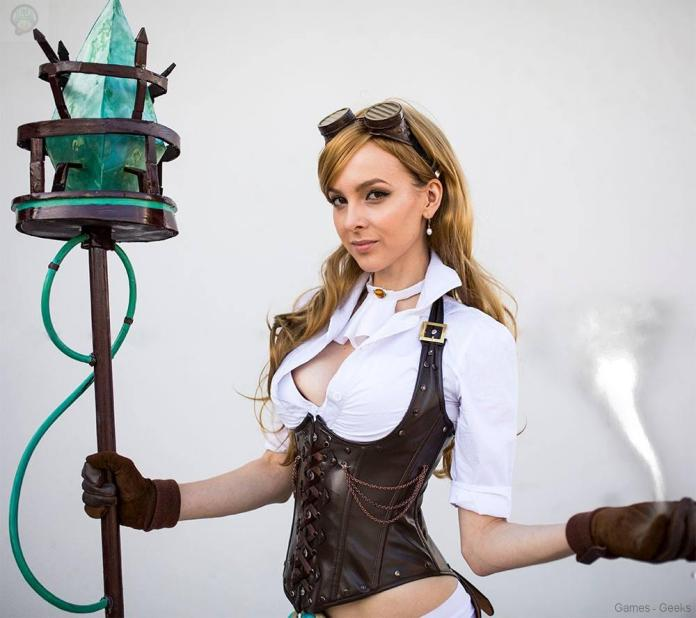 11155010_10155405223440123_4223234752846621091_o Cosplay - League of Legends - Hextech Janna #82