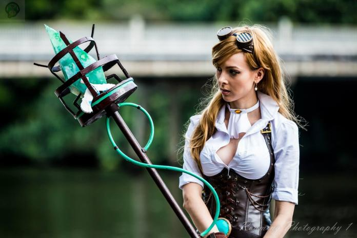11169628_576713135765449_3905586546112605745_o Cosplay - League of Legends - Hextech Janna #82