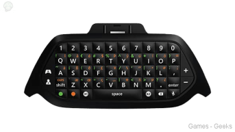 chatpad-011 De nouveaux accessoires pour la Xbox One