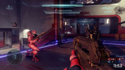 arena Test - Halo 5 : Guardians - Xbox One