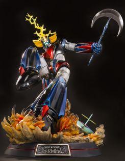 Grendizer-HQS-06 Une magnifique figurine en hommage à Goldorak