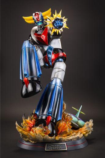 Grendizer-HQS-09 Une magnifique figurine en hommage à Goldorak