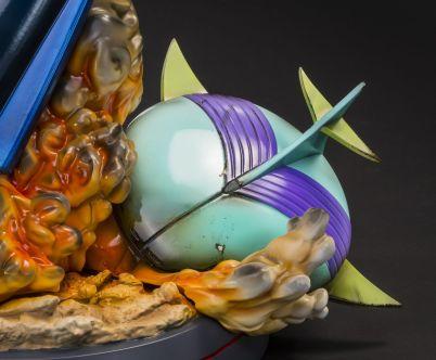 Grendizer-HQS-13 Une magnifique figurine en hommage à Goldorak