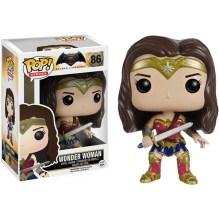 Batman-v-Superman-Dawn-of-Justice-Wonder-Woman-Pop-Vinyl-Figure Figurine Funko: Nouvelle Sélection
