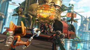 R3 Ratchet & Clank sur PS4 trouve une date de sortie