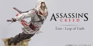 figurine de Ezio Auditore