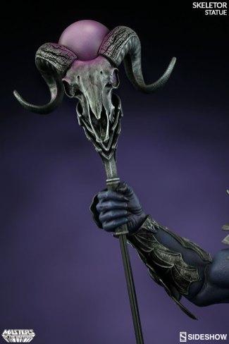masters-of-the-universe-skeletor-statue-200460-11 Figurine Sideshow - Les maitres de l'univers - Skeletor