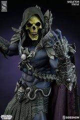 masters-of-the-universe-skeletor-statue-2004601-01 Figurine Sideshow - Les maitres de l'univers - Skeletor