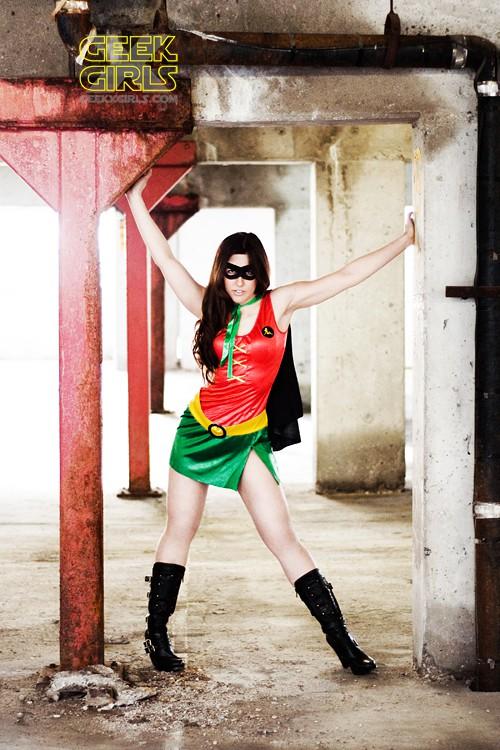 robin10 Cosplay - Robin sans Batman #102