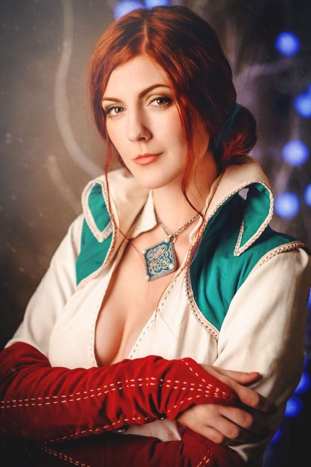 triss_merigold__by_virdaseitr-d8ch7ji-683x1024 Cosplay - Triss - The Witcher #104
