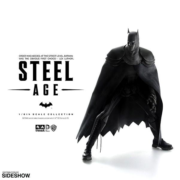 dc-comics-the-batman-night-sixth-scale-threea-902629-05 Figurine - SideShow - The Batman – Night