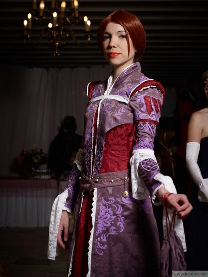 img_03 Cosplay - Assassin's Creed - Caterina - Nad #109