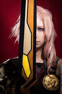 13141147_1095124247200219_468649919_n Cosplay - Lightning - Final Fantasy #119