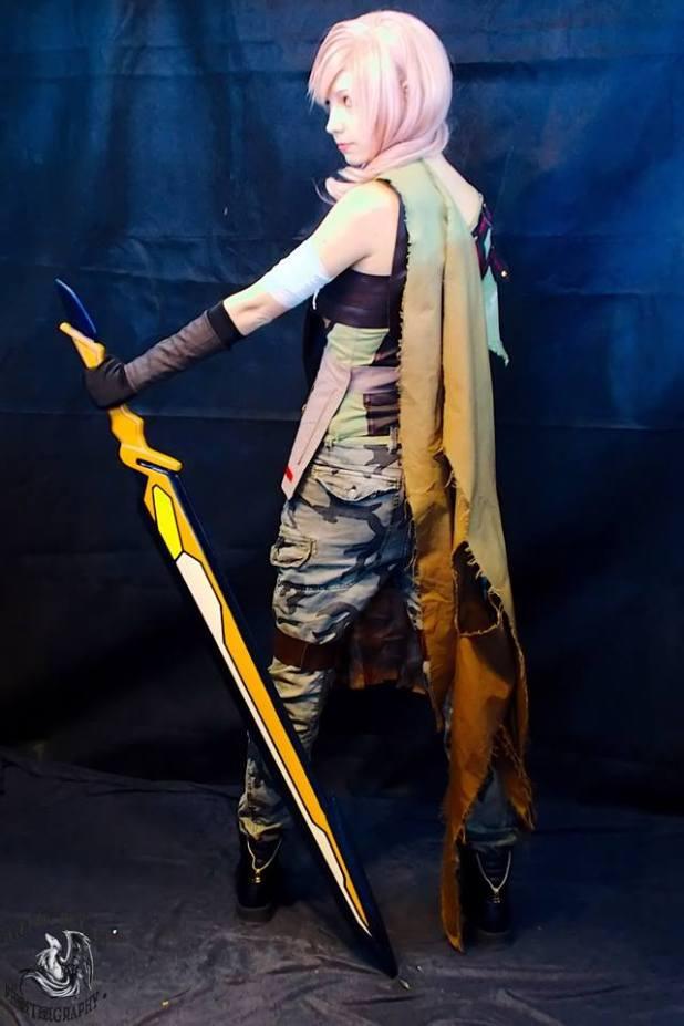 13178049_1125605084127750_8709769621684943963_n Cosplay - Lightning - Final Fantasy #119