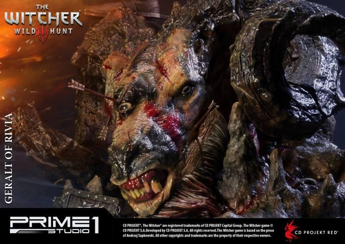 Witcher-3-Geralt-de-Riv-Statue-016 Prime 1 - Une magnifique figurine pour Geralt de The Witcher 3