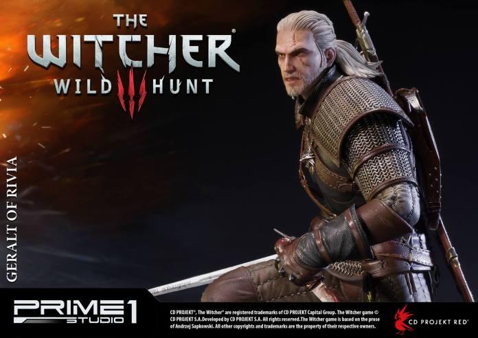Witcher-3-Geralt-de-Riv-Statue-020 Prime 1 - Une magnifique figurine pour Geralt de The Witcher 3