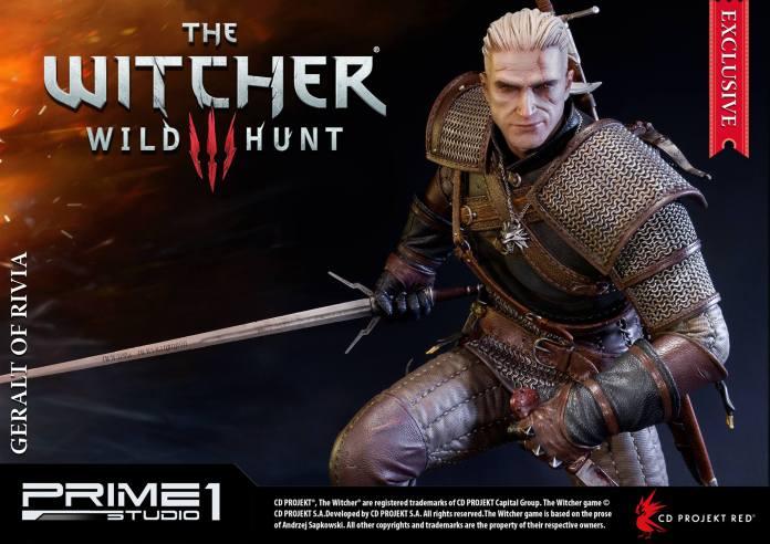 Witcher-3-Geralt-de-Riv-Statue-023 Prime 1 - Une magnifique figurine pour Geralt de The Witcher 3