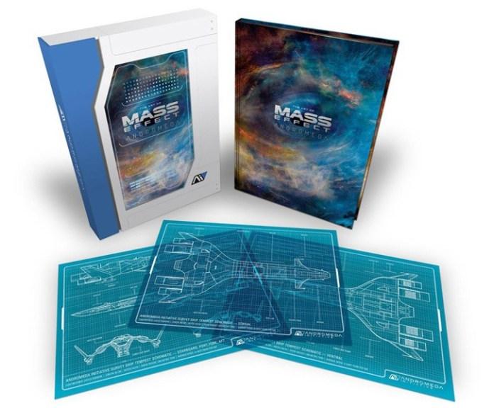 artbook-limitée-mass-effect-andromeda1-725x600 Un Artbook Collector pour Mass Effect Andromeda