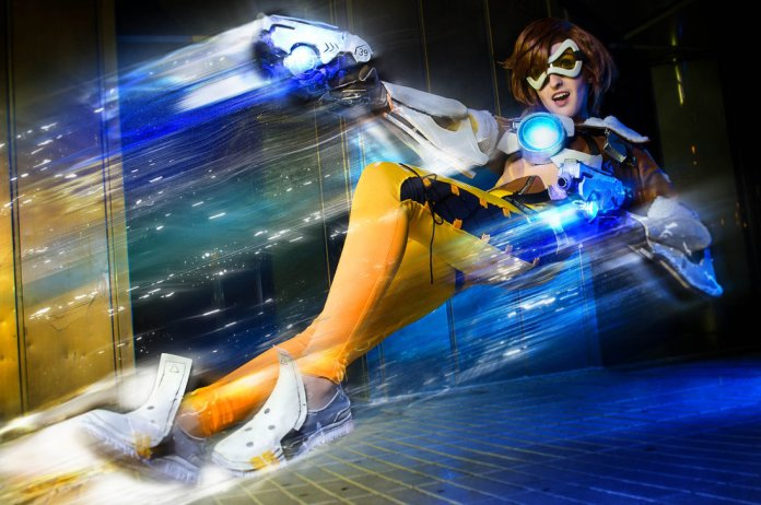 just_in_time____tracer_overwatch_cosplay_by_calloffateanddestiny-daohos5 Cosplay - Overwatch #140