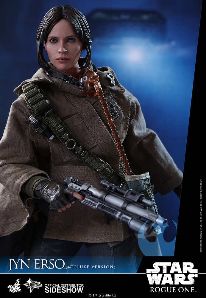 star-wars-rogue-one-jyn-erso-deluxe-version-sixth-scale-hot-toys-902919-04 Figurine - Star Wars Rogue One Jyn Erso Deluxe