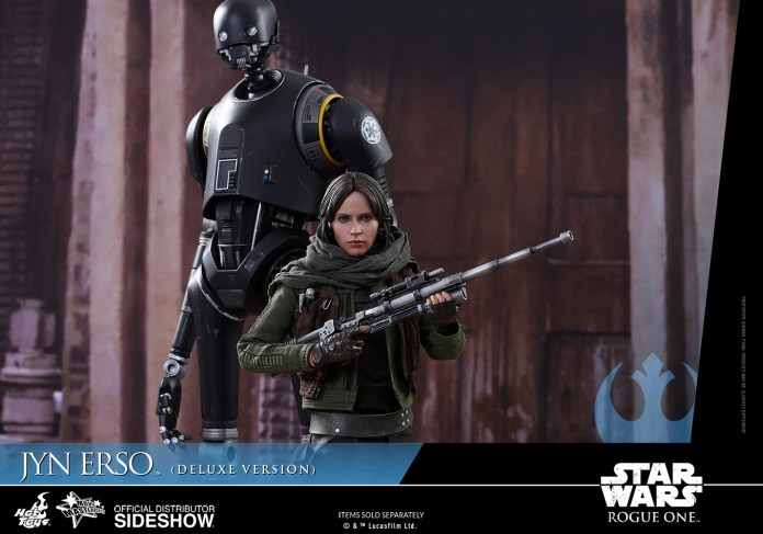 star-wars-rogue-one-jyn-erso-deluxe-version-sixth-scale-hot-toys-902919-10 Figurine - Star Wars Rogue One Jyn Erso Deluxe