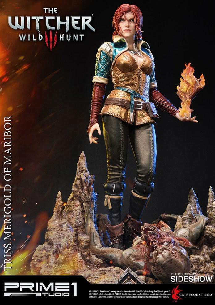 the-witcher-3-wild-hunt-triss-merigold-of-maribor-statue-prime1-902921-01 Figurine - Triss Merigold par Prime1