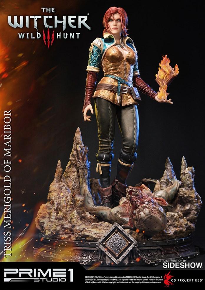 the-witcher-3-wild-hunt-triss-merigold-of-maribor-statue-prime1-902921-09 Figurine - Triss Merigold par Prime1