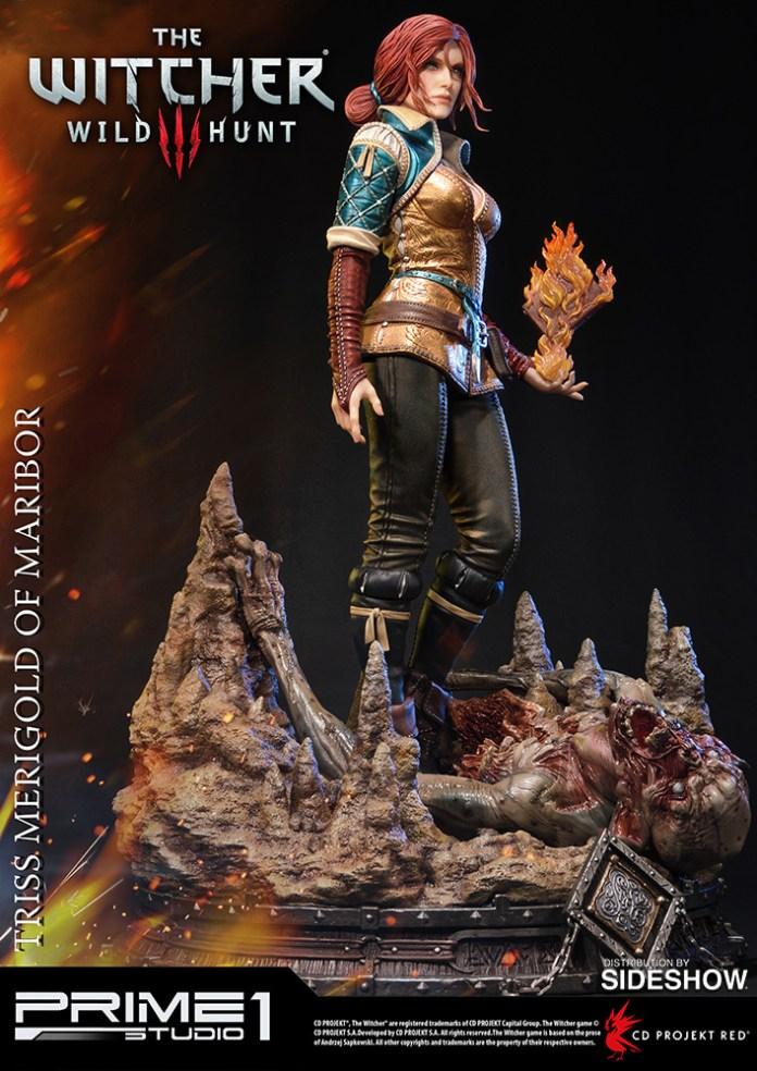 the-witcher-3-wild-hunt-triss-merigold-of-maribor-statue-prime1-902921-10 Figurine - Triss Merigold par Prime1