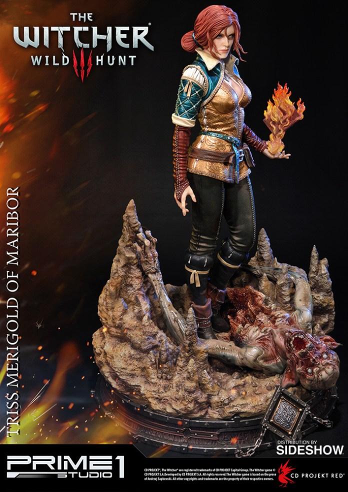 the-witcher-3-wild-hunt-triss-merigold-of-maribor-statue-prime1-902921-12 Figurine - Triss Merigold par Prime1