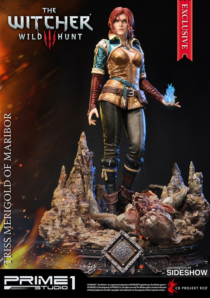 the-witcher-3-wild-hunt-triss-merigold-of-maribor-statue-prime1-9029211-01 Figurine - Triss Merigold par Prime1