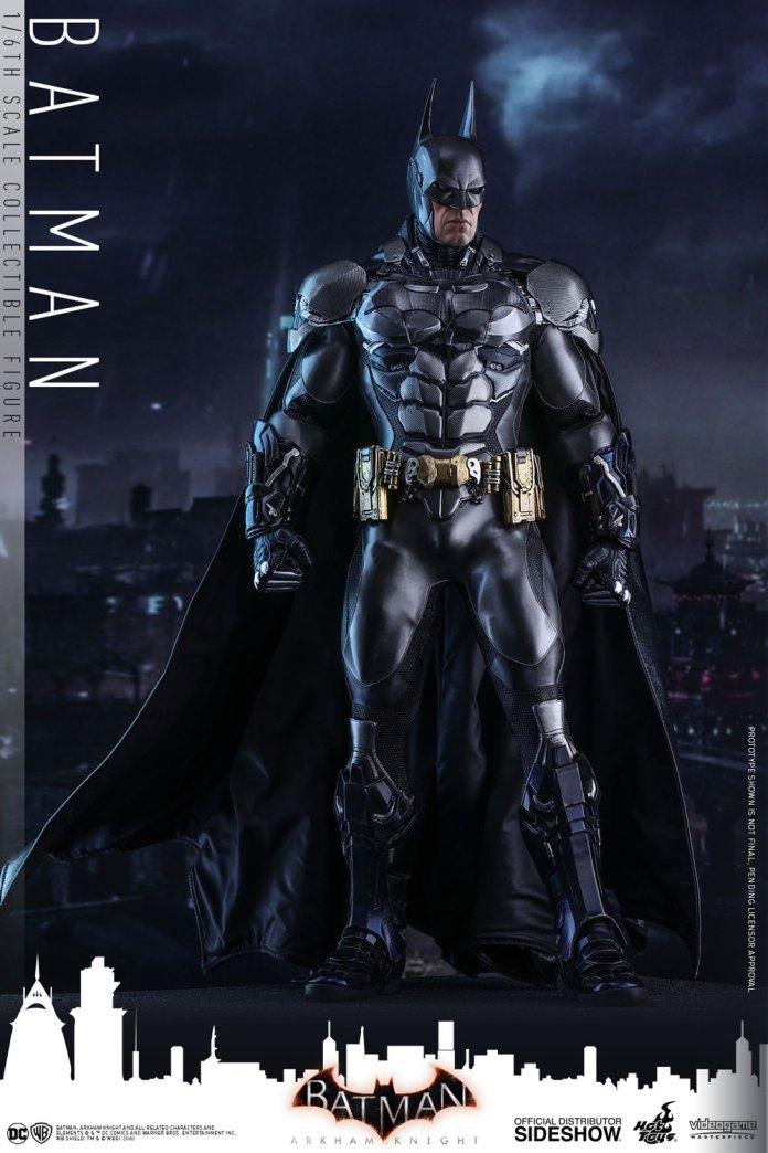 dc-comics-batman-arkham-knight-sixth-scale-hot-toys-902934-01 Figurine – Batman – Arkham Asylum – Hot Toys