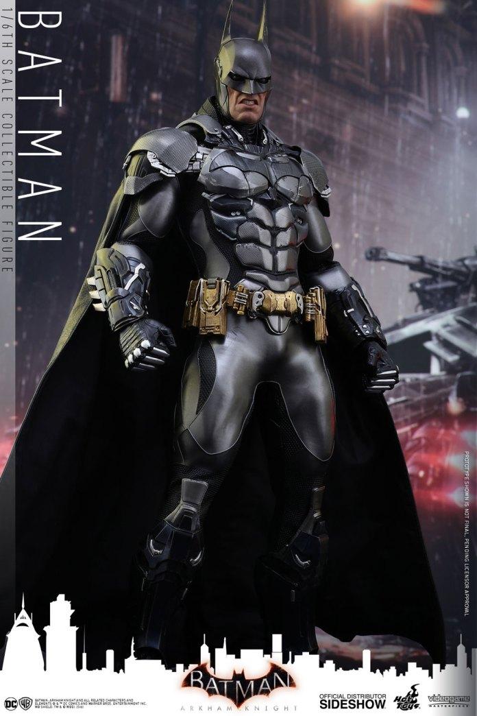 dc-comics-batman-arkham-knight-sixth-scale-hot-toys-902934-03 Figurine – Batman – Arkham Asylum – Hot Toys