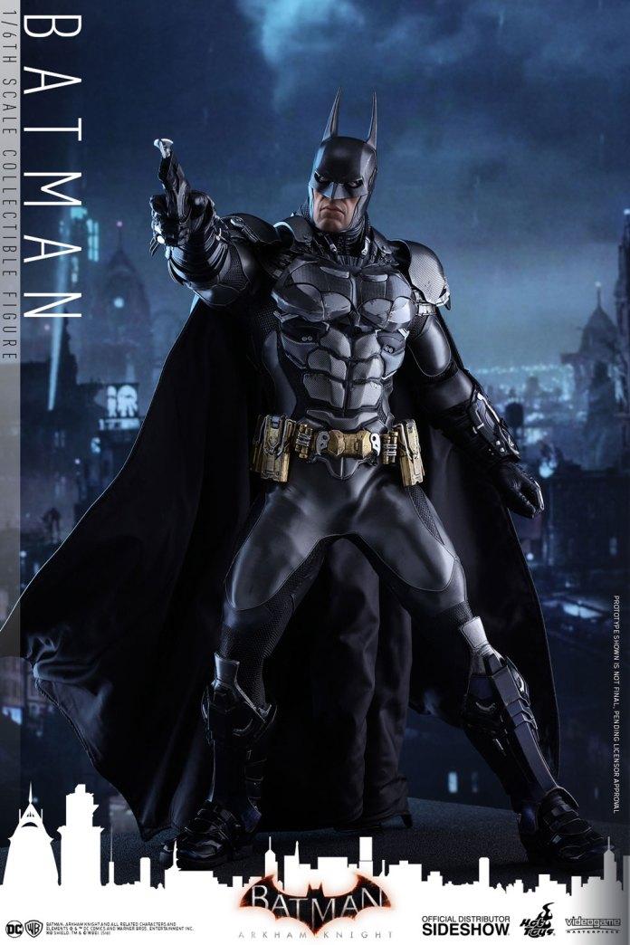 dc-comics-batman-arkham-knight-sixth-scale-hot-toys-902934-04 Figurine – Batman – Arkham Asylum – Hot Toys