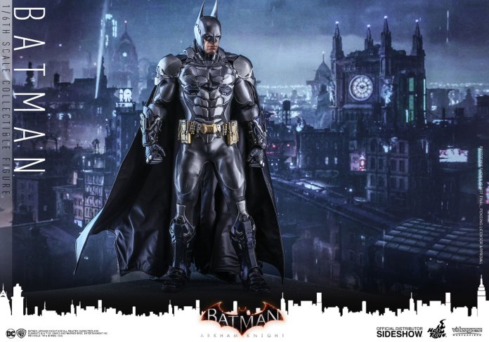 dc-comics-batman-arkham-knight-sixth-scale-hot-toys-902934-10 Figurine – Batman – Arkham Asylum – Hot Toys