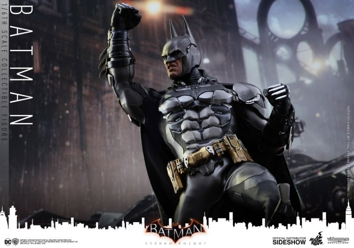 dc-comics-batman-arkham-knight-sixth-scale-hot-toys-902934-15 Figurine – Batman – Arkham Asylum – Hot Toys