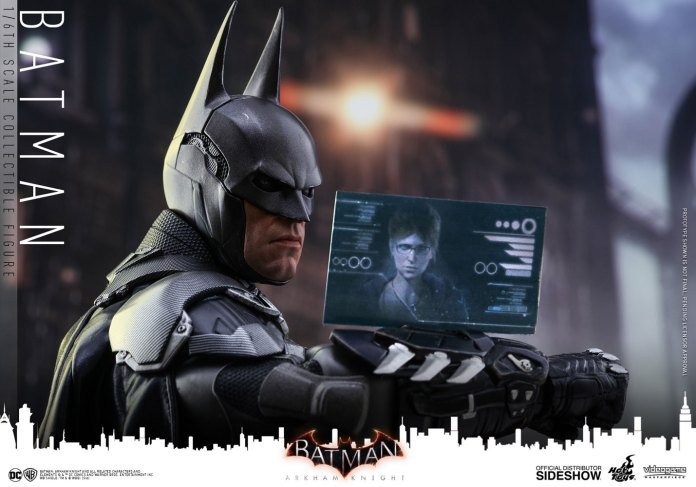 dc-comics-batman-arkham-knight-sixth-scale-hot-toys-902934-21 Figurine – Batman – Arkham Asylum – Hot Toys