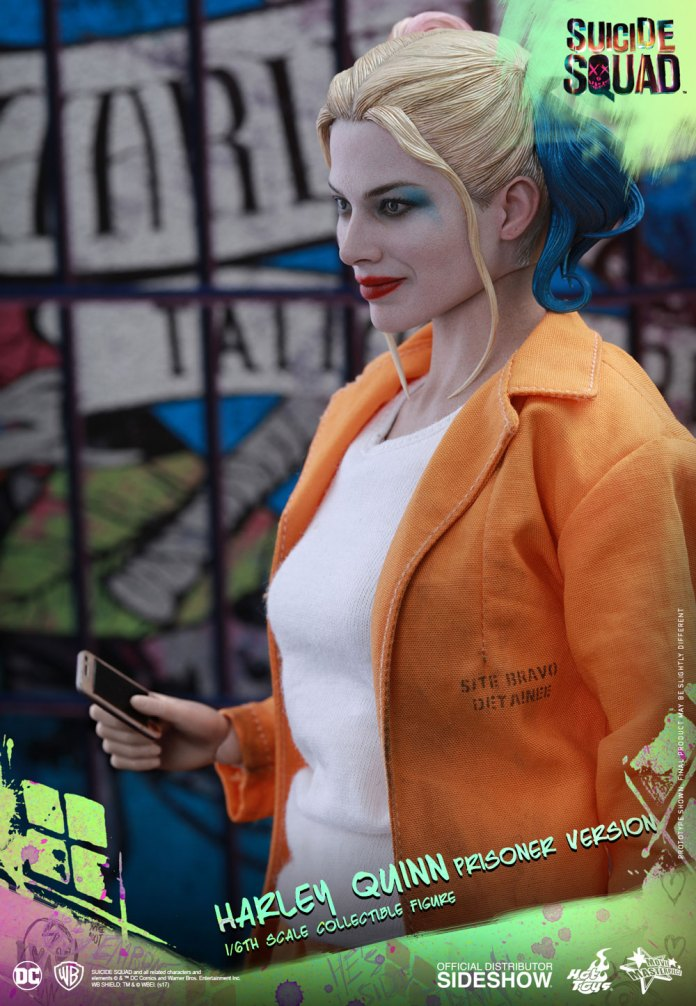 dc-comics-harley-quinn-prisoner-version-sixth-scale-suicide-squad-902949-03 Figurine - Harley Quinn - Suicide Squad - Version Prison - Hot Toys