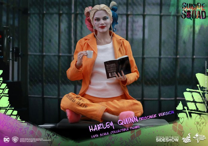 dc-comics-harley-quinn-prisoner-version-sixth-scale-suicide-squad-902949-06 Figurine - Harley Quinn - Suicide Squad - Version Prison - Hot Toys