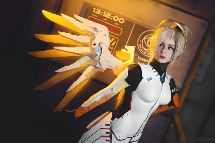 tumblr_okaww0bWpt1r5udeko3_1280 Cosplay - Overwatch - Mercy #142