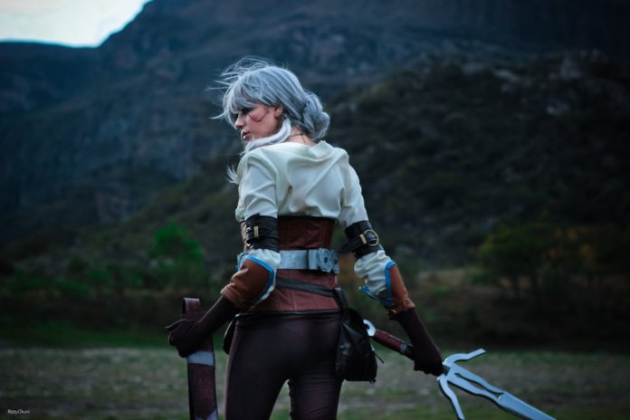 in_a_fight__my_only_intention____by_rizzyokuni-dak77en Cosplay - The Witcher - Ciri #143