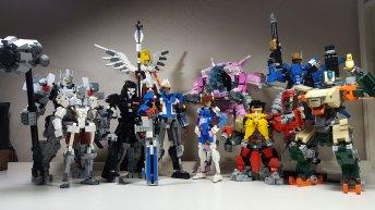 Lego-overwartch-31861344844_a51c1760a9_k Découverte - Overwatch - Et si les personnages étaient des Lego