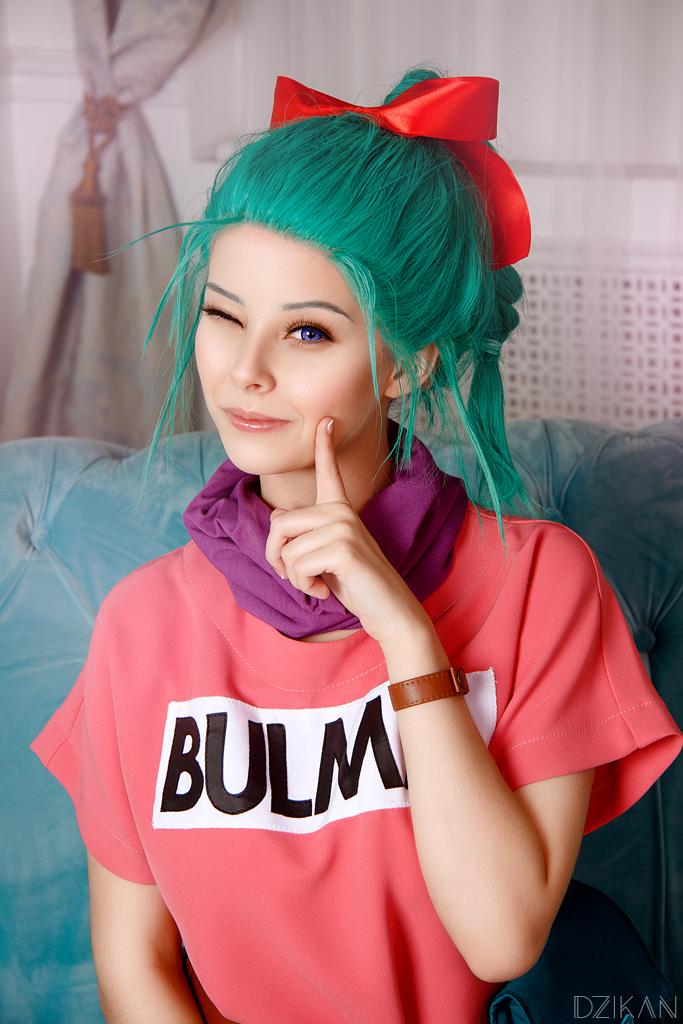 dragonball___bulma_cosplay_by_disharmonica-dazgh2u Cosplay - Dragon Ball - Bulma #146