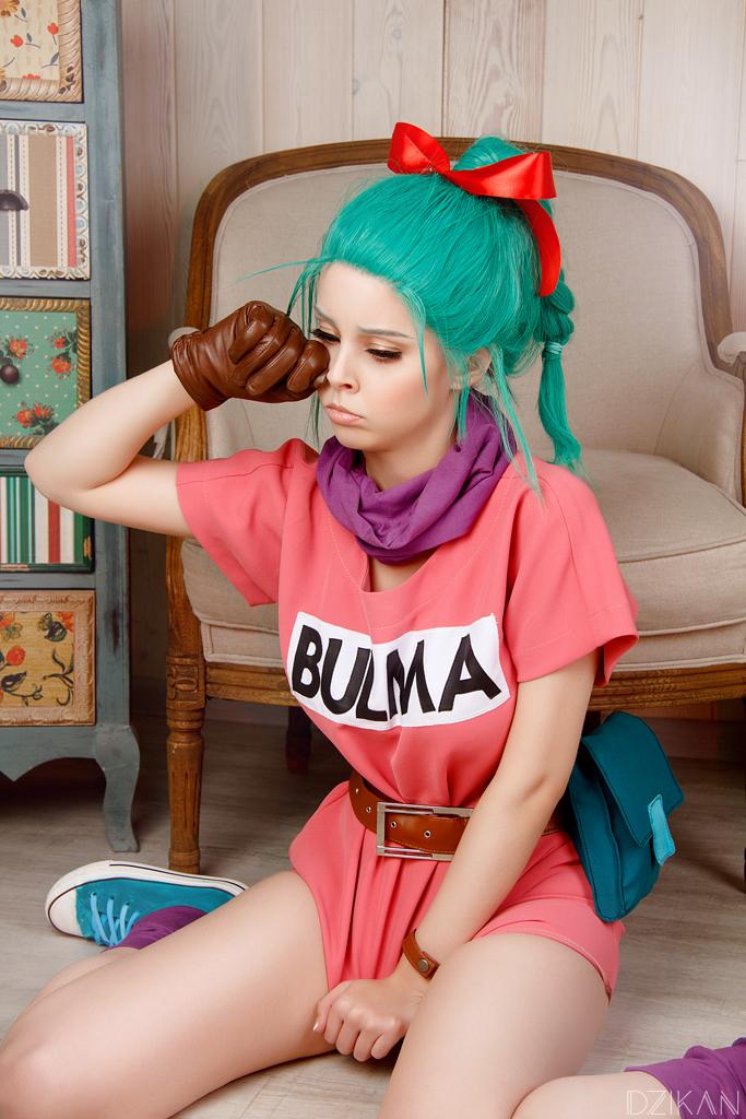 dragonball___bulma_cosplay_by_disharmonica-dazgh4r Cosplay - Dragon Ball - Bulma #146
