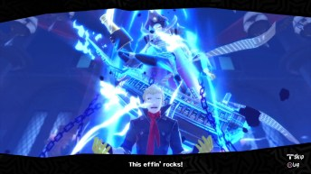 Persona-5-captainkid2 Test - Persona 5 - PS4