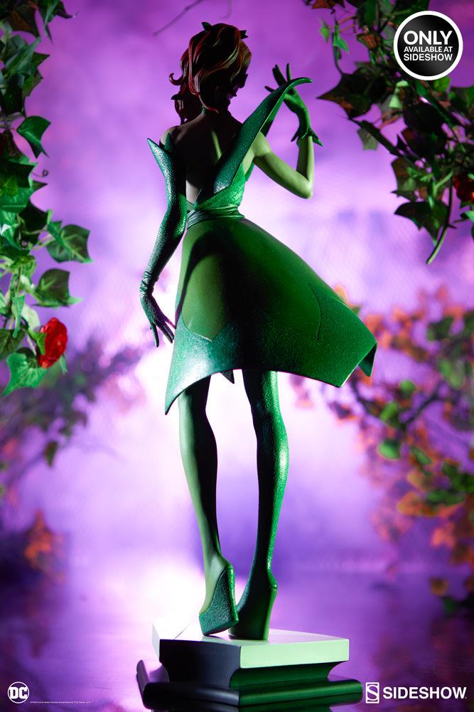 dc-comics-poison-ivy-stanley-artgerm-lau-artist-series-statue-200429-04 Figurines - Harley Quinn - Catwoman et Poison Ivy vues par Artgerm