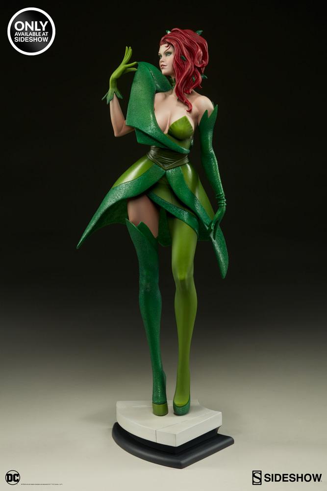 dc-comics-poison-ivy-stanley-artgerm-lau-artist-series-statue-200429-10 Figurines - Harley Quinn - Catwoman et Poison Ivy vues par Artgerm